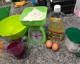 Mie Buah Naga (Batita & Dewasa) langkah memasak 1 foto