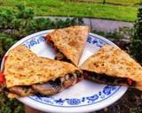 Veg Quesadilla recipe step 4 photo
