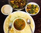 Rajma Rice,karela -Aloo bhaji recipe step 11 photo