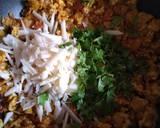 Anda Bhurji langkah memasak 5 foto