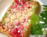 Jelita Cake langkah memasak 11 foto