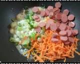 Mie Goreng Tek-tek Simple langkah memasak 3 foto