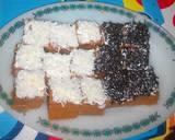 Eggless Cake Ubi Orange Simple No Mixer langkah memasak 6 foto