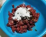 Brokoli Sapi Lada Hitam langkah memasak 2 foto