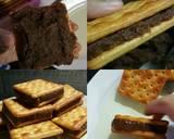 Gabin Vla Coklat langkah memasak 3 foto
