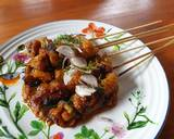 Vegetarian satay recipe step 7 photo