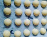 Almond Cookies || Simple & Delicious langkah memasak 5 foto