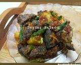 Daging Balado langkah memasak 6 foto