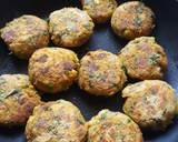 Yam kabab recipe step 6 photo