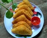 Roti Goreng isi Ragout langkah memasak 3 foto