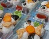 Temari sushi ball ala fe' langkah memasak 1 foto