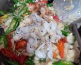 Kikil Tahu Tempe Kuah Santan langkah memasak 2 foto