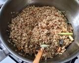 Nasi liwet ikan asin (brown rice) langkah memasak 3 foto