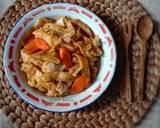 Cap jae Jowo langkah memasak 7 foto