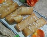 Cheese Roll kw (praktis ekonomis) langkah memasak 3 foto