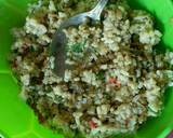 Nasi panggang teplon langkah memasak 1 foto