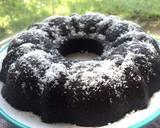 Cake Oreo Kukus 2 Bahan langkah memasak 7 foto