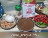 Cuko Pempek Palembang langkah memasak 1 foto
