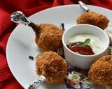 Chicken LOLLIPOP#BikinRamadhanBerkesan#PekanInspirasi langkah memasak 7 foto