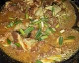 Tongseng Daging Kambing langkah memasak 7 foto