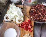 Beef yakiniku (japanese food) langkah memasak 1 foto