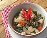 Tumis Kangkung Tauco #PR_RecookMantenElise langkah memasak 3 foto