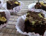 Pumpkin Brownies (Brownies Labu Kuning) langkah memasak 13 foto