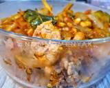 Cumi Goreng Saus Padang langkah memasak 12 foto