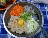 Siomay ayam udang (homemade) langkah memasak 15 foto