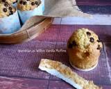 Wilton Vanilla Muffin #rabubaru langkah memasak 8 foto