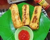 Kebab Roti Tawar (Ala Akhir Bulan) langkah memasak 5 foto