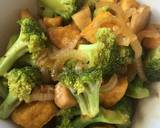 Ayam tahu brokoli saus tiram ala fe langkah memasak 3 foto