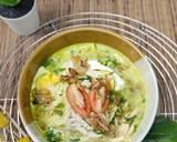 Soto Ayam Medan langkah memasak 5 foto