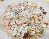 C2p pizza(cheakpeas,cheese,peanuts) recipe step 14 photo