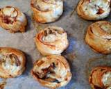 Mixed pastry spirals recipe step 5 photo