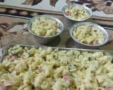 """Steamed macaroni schotel """"lagi"""" langkah memasak 9 foto"""