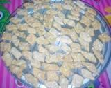 Banana Cookies (Eggless) Chewy n Crispy langkah memasak 8 foto