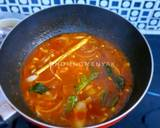 Cumi Goreng Saus Padang langkah memasak 10 foto
