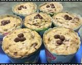 Muffin Pisang Tanpa Telur (#PR_Babananakeik) langkah memasak 9 foto
