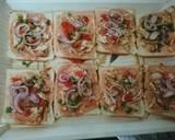 Bread pizza recipe step 1 photo