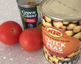 Fresh Chickpea Salad recipe step 1 photo