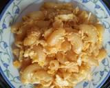 Makaroni Telur langkah memasak 3 foto