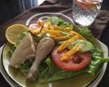 Ayam Rebus Bawang Putih langkah memasak 3 foto