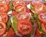 Basil Pesto & Mozarella Chicken Thighs recipe step 5 photo