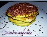 Oatmeal Pancake Endesss langkah memasak 5 foto