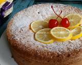 Lemon Olive Oil Cake langkah memasak 7 foto