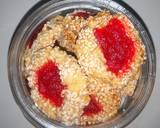 Strawberry Jam Thumbprint Cookies Dg Wijen ~No BP No Mixer langkah memasak 15 foto