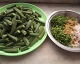 Bhindi bharwa masala recipe step 1 photo