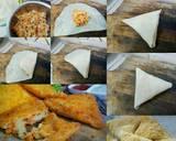 Risoles Segitiga Isi Ragout Sayur + Step by Step langkah memasak 12 foto