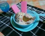 Banana Choco Ice Cream langkah memasak 8 foto
